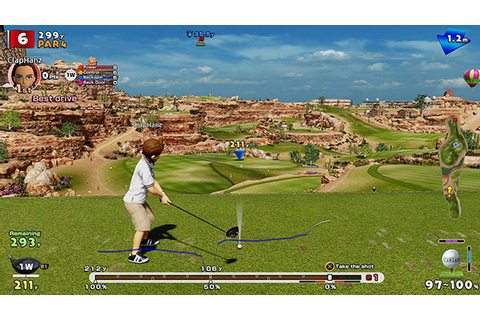 Everybody's Golf x Level-5 20th Anniversary collaboration ...