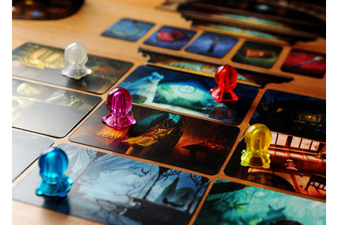 Mysterium Board Game Review | Co-op Board Games