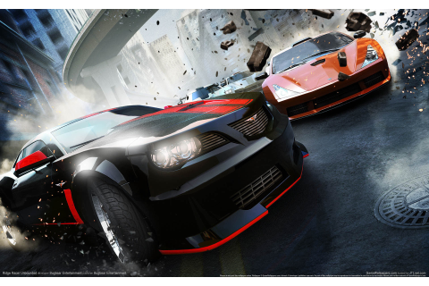 Ridge Racer Unbounded PC game Wallpaper | 1920x1200 ...