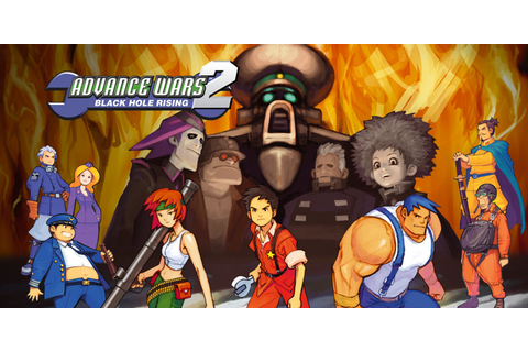 Advance Wars 2: Black Hole Rising | Game Boy Advance ...