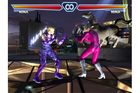 Tekken 4 Game Free Download - Full Version For PC