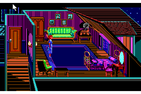 The Adventure Gamer: Game 34: The Colonel's Bequest - A ...