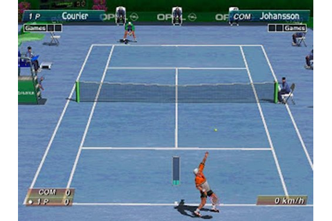 Virtua Tennis 1 Game - Free Download Full Version For PC