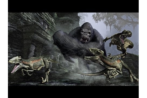Peter Jackson's King Kong Game part1 - YouTube