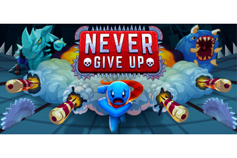 Never Give Up-PLAZA | Ova Games