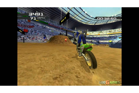 Big Air Freestyle - Gameplay Gamecube HD 720P (Dolphin GC ...