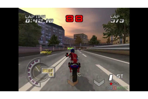 Speed Kings - Gameplay Gamecube HD 720P (Dolphin GC/Wii ...