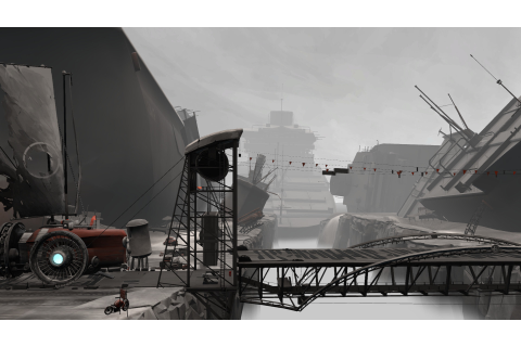 Far - Lone Sails (Herstellerbilder, PC) - Screenshot ...