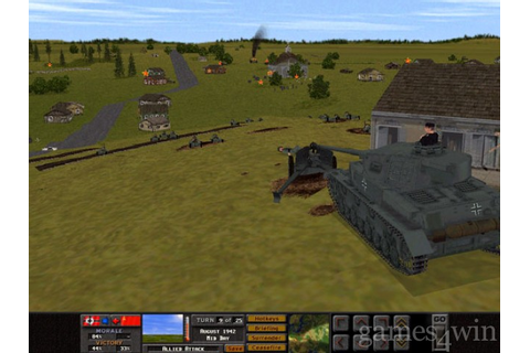 Combat Mission 2: Barbarosa to Berlin Download on Games4Win