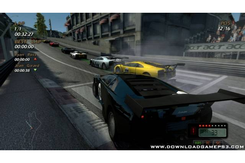 Supercar Challenge - Download game PS3 PS4 RPCS3 PC free