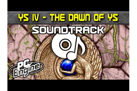 Ys III - Wanderers from Ys soundtrack | PC Engine ...