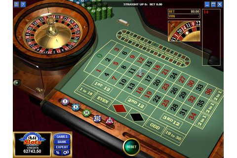 Microgaming Gold Series European Roulette Payout Tables ...
