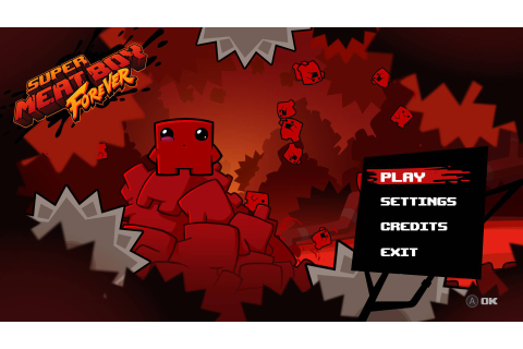 Super Meat Boy Forever Announced For Nintendo Switch ...