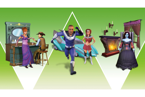 The Sims™ 3 Movie Stuff for PC/Mac | Origin