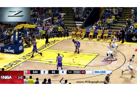 NBA 2K14 Crack Fix For PC Download Full Version Latest Is Here