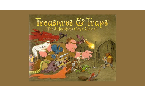 Treasures & Traps | Board Game | BoardGameGeek