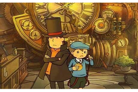 Professor Layton & The Lost Future video game review ...