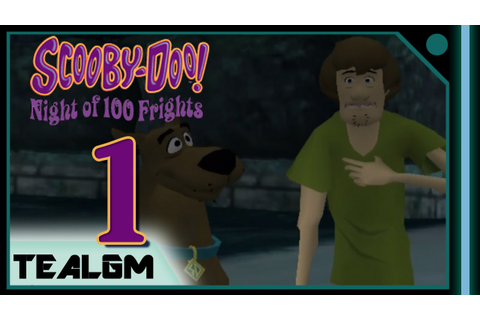 Scooby Doo: Night of 100 Frights - Part 1: Where Does ...
