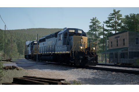 Train Sim World: CSX Heavy Haul - Buy and download on ...
