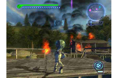 Destroy All Humans! Screenshots, Page 3, PlayStation 2