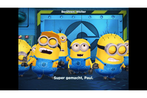 Minion Rush - Game Review - YouTube
