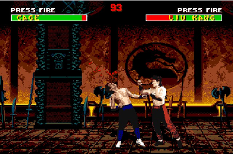 Indie Retro News: Mortal Kombat Compilation - A very gory ...