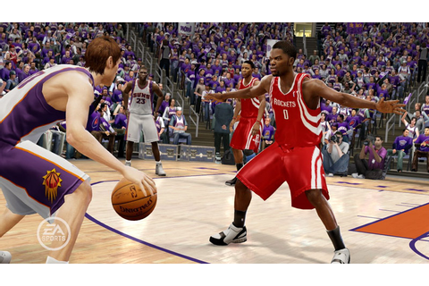 Amazon.com: NBA Live 10 - Xbox 360: Video Games