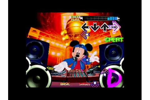 Dance Dance Revolution Disney Mix B4U - YouTube