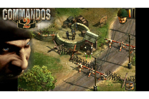 Commandos 2: Men of Courage ... (PS2) - YouTube