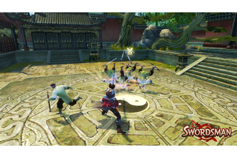 E3 2014: Swordsman. My MMO Knows Kung Fu [Updated] | USgamer