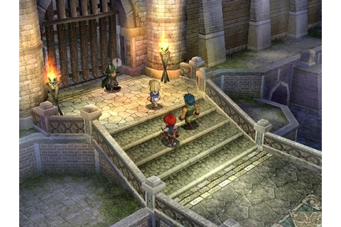 YS The Oath In Felghana Game - Free Download Full Version ...