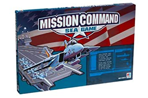 Amazon.com: Mission Command: Sea Game: Toys & Games