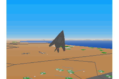 Download F-117A Nighthawk Stealth Fighter 2.0 | DOS Games ...
