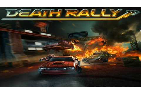 Death Rally PC game 2012 - YouTube
