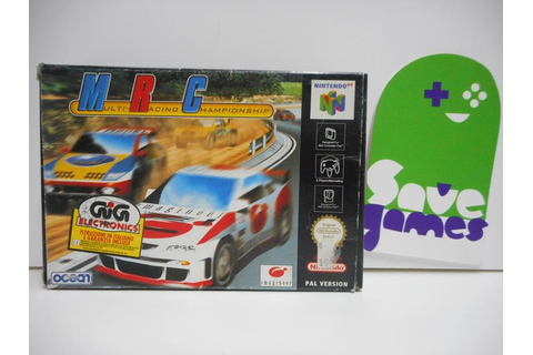 Multi Racing Championship - Save Games