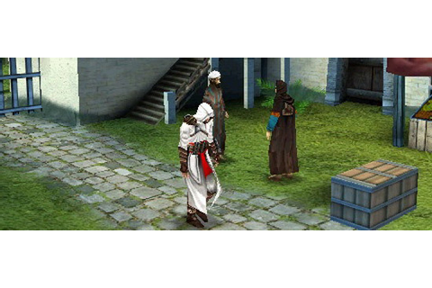 'Assassin's Creed: Altair's Chronicles' (iPhone)