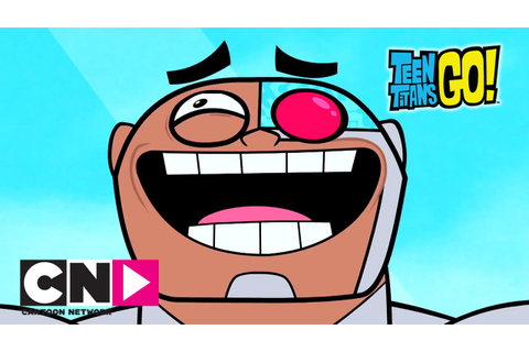 Teen Titans Go! | Tickle Game | Cartoon Network - YouTube