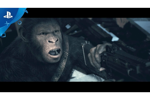 Planet of the Apes: Last Frontier - Launch Announcement ...