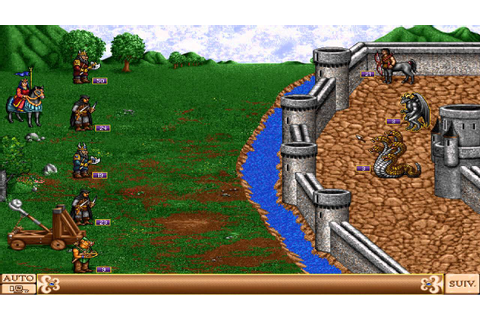 Choca - Heroes Of Might And Magic 2 - Campagne De Roland ...