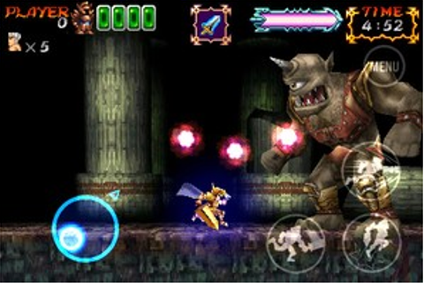 Ghosts 'n Goblins: Gold Knights II | Jogos | Download ...