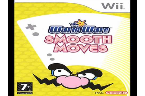 Wario Ware: Smooth Moves OST - 02 - Introduction - YouTube