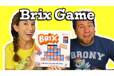 Brix Game By Blue Orange Games - YouTube