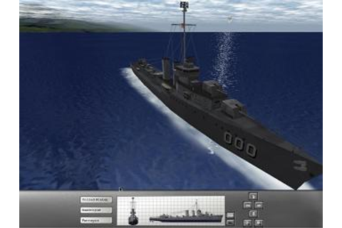 Screens: Destroyer Command - PC (8 of 10)