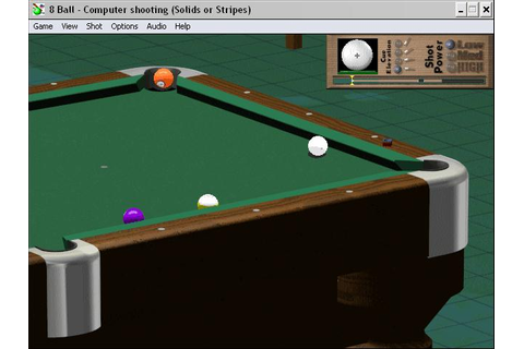 Pool Champion Download (1995 Sports Game)
