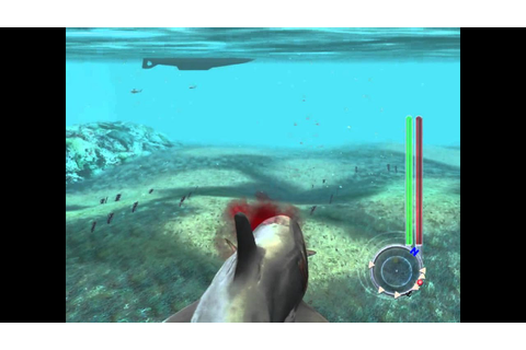 "PC/PS2 Game ""Jaws Unleashed"" or ""Game of Shark"" - YouTube"