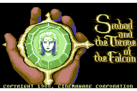 Sinbad and the Throne of the Falcon (1988) by Cinemaware ...