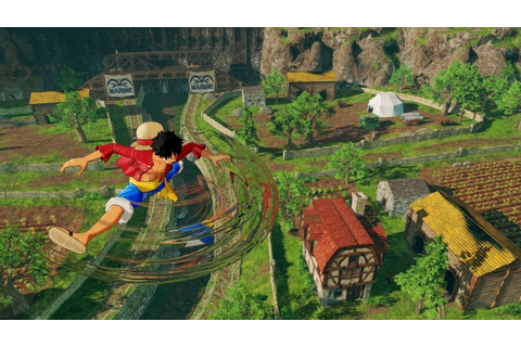 One Piece: World Seeker coming west for PS4, Xbox One, and ...