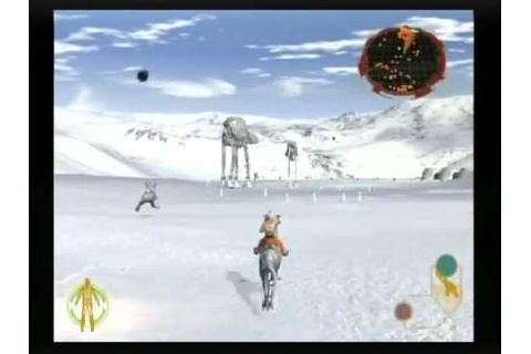 The Rebel Strike Back - STAR WARS Rogue Squadron III ...