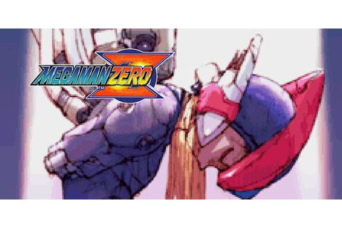 Mega Man Zero | Game Boy Advance | Games | Nintendo