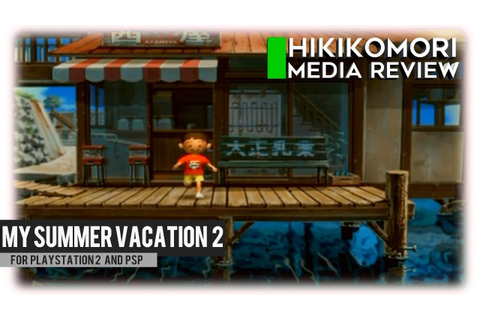 Boku No Natsuyasumi 2 (PS2) REVIEW - The Perfect Summer ...
